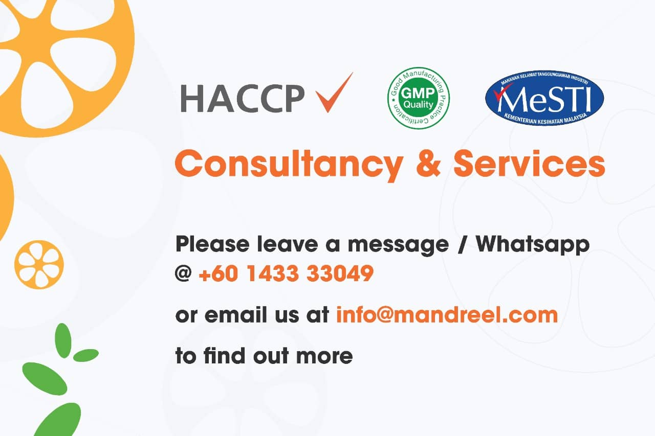 haccp gmp mesti certification consultancy and agency services malaysia banner