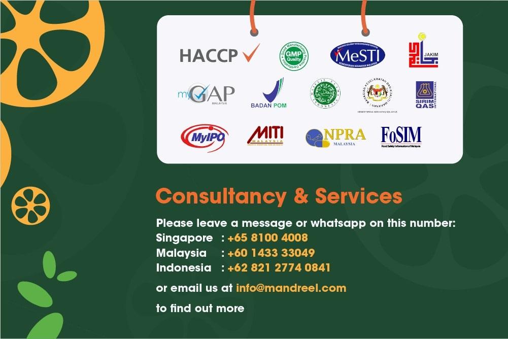 Indonesia BPOM consultancy for SIngapore company